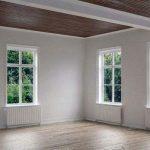calefaccion techo radiante