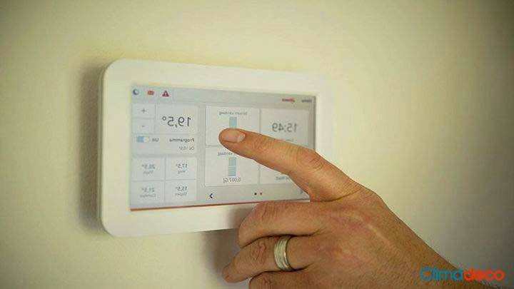 Termostatos inteligentes, una solución para las segundas casas
