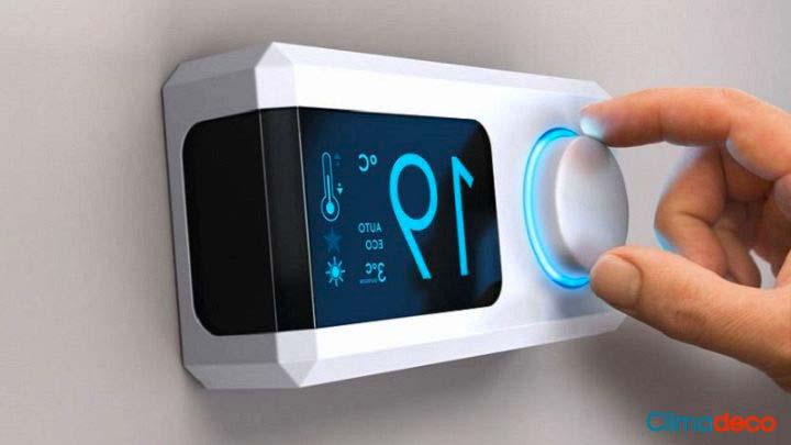 Cómo sustituir termostato analógico por digital